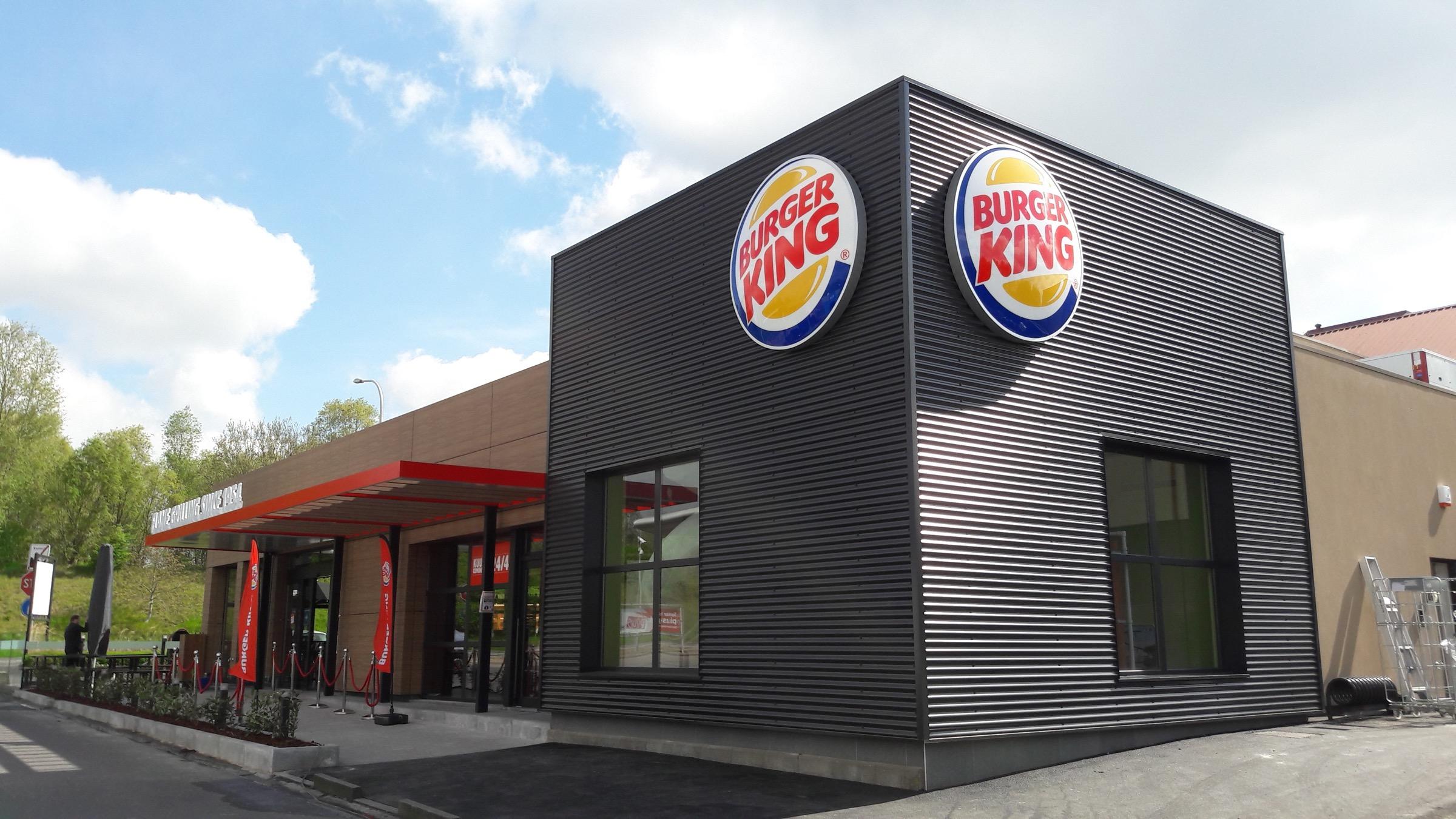 Burger King Kuurne 2